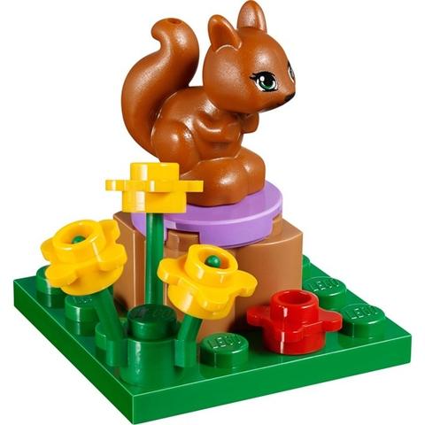 Thiết kế sắc sảo đến từng chi tiết trong Lego Friends 41031 - Nhà Trên Núi Của Andrea
