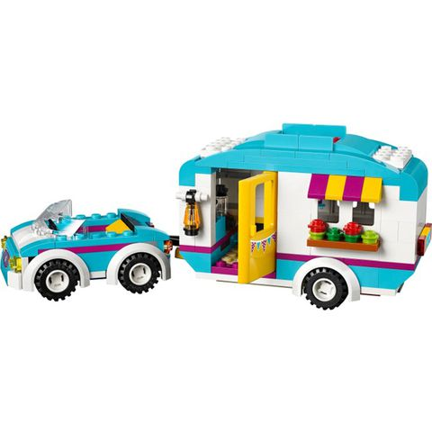 Bộ xếp hình Lego Friends 41034 - Xe Cắm Trại Mùa Hè giúp kích thích khả năng sáng tạo