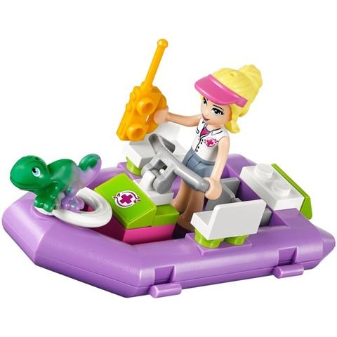 Bộ xếp hình Lego Friends 41038 - Căn Cứ Giải Cứu Rừng Xanh an toàn và phát triển trí thông minh cho bé