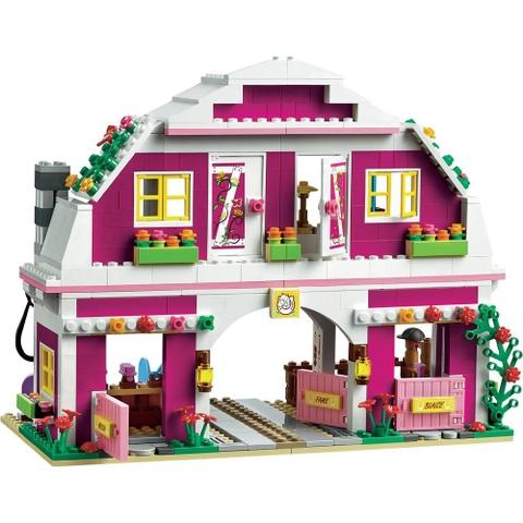 Bộ xếp hình Lego Friends 41039 - Trang Trại Rực Rỡ độc đáo