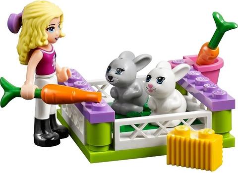 Lego Friends 41039 - Trang Trại Rực Rỡ giúp phát triển trí tuệ cho bé
