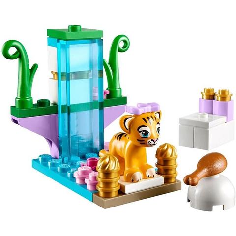 Mô hình Lego Friends 41042 - Ngôi Đền Của Hổ tuyệt đẹp