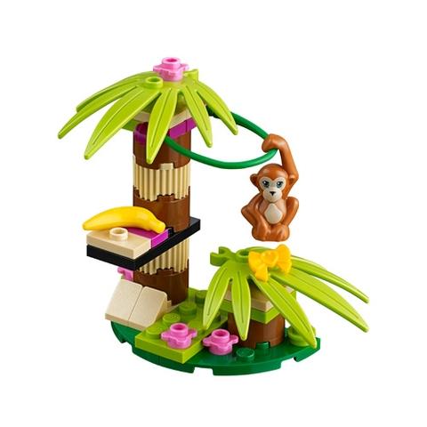 Bộ xếp hình Lego Friends 41045 - Vườn chuối của khỉ con dành cho bé từ 5 đến 12 tuổi