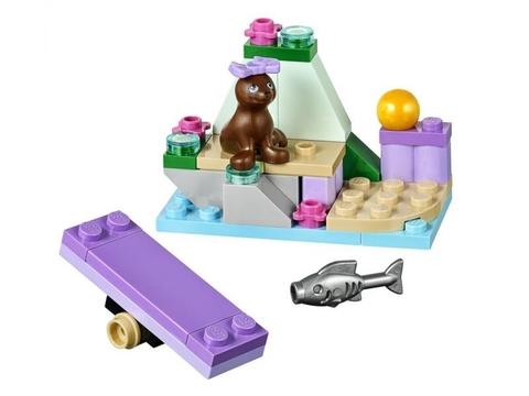 Bộ xếp hình Lego Hòn Đá Của Hải Cẩu cho bé vui chơi thỏa thích vừa phát triển khả năng sáng tạo