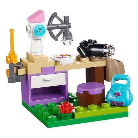 Trẻ sẽ phát triển khả năng tư duy khi chơi cùng bộ đồ chơi Lego Friends 41059 - Nhà Cây Trong Rừng