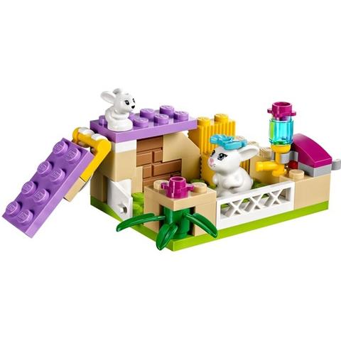Mô hình Lego Friends 41087 - Thỏ Mẹ Bunny và Thỏ Con sẽ đem đến cho bé những giây phút giải trí đầy thú vị