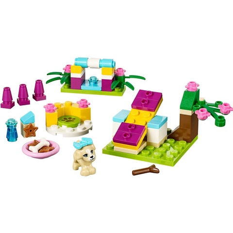 Mô hình Lego Friends mang đậm màu sắc tự nhiên được nhiều bé gái yêu thích