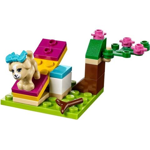 Chú chó con trong bộ Lego Friends 41088 - Huấn Luyện Chó Con