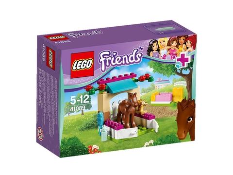 Vỏ hộp sản phẩm Lego Friends 41089 - Ngựa Con