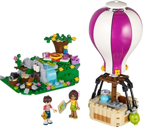 Lego Friends 41097 - Heartlake Hot Air Balloon chuyến phiêu lưu kỳ thú cho bé gái từ 5 đến 12 tuổi