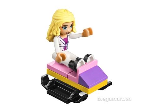 Bộ xếp hình Lego Friends 41102 - Bộ Lịch Lego Friends 2015, đồ chơi an toàn cho các bé nhỏ