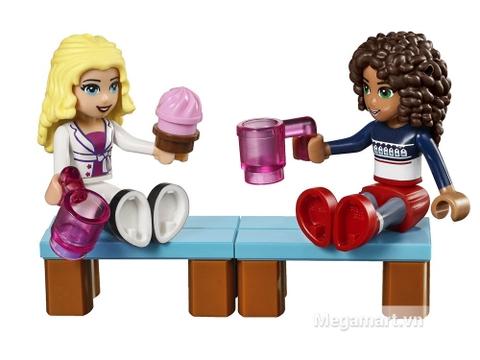 Bộ đồ chơi Lego Friends 41102 - Bộ Lịch Lego Friends 2015 mang đến cho bé giờ phút vui chơi bổ ích