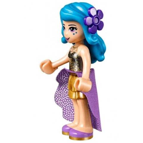 Livi - cô ca sỹ tài năng, xinh đẹp và thân thiện trong Lego Friends 41104 - Phòng Thay Trang Phục Ngôi Sao