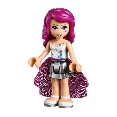 Lego Friends 41105 cho bé đam mê ca hát được trải nghiệm