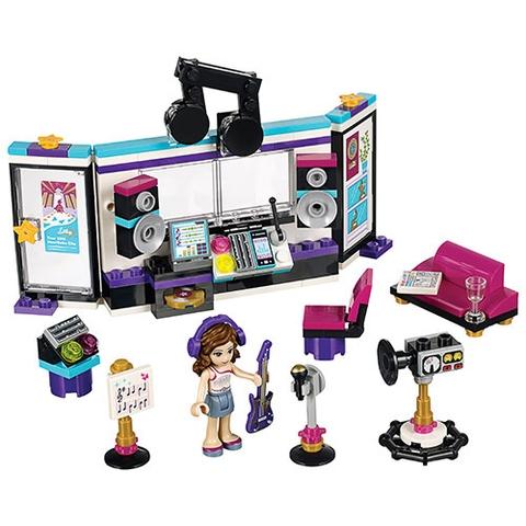 Chi tiết bộ Lego Friends 41105 - Sân Khấu Biểu Diễn Ngôi Sao