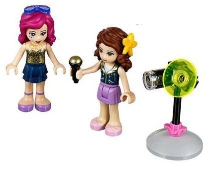 Đồ chơi Lego Friends 41107 - Xe Limo Ngôi Sao Ca Nhạc an toàn cho bé tha hồ phát triển kỹ năng