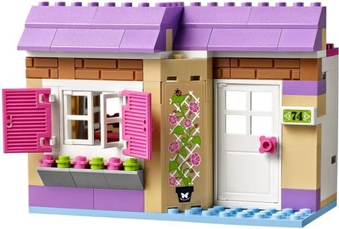 Lego Friends 41108 - Cửa Hàng Thực Phẩm Heartlake - cửa hàng nổi bật