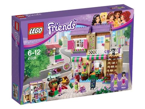 Hộp đựng Lego Friends 41108 - Cửa Hàng Thực Phẩm Heartlake
