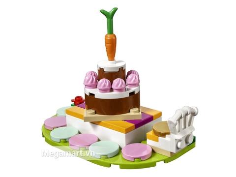 Bộ xếp hình Lego Friends 41110 - Tiệc sinh nhật thú cưng giúp kích thích khả năng sáng tạo cho bé