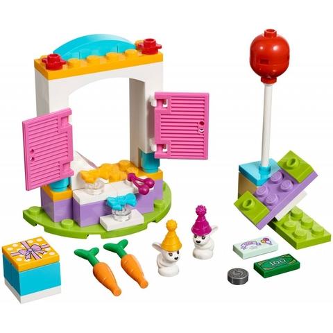 Bộ xếp hình Lego Friends 41113 - Buổi Tiệc Quà Tặng đa dạng chi tiết nhiều màu sắc rất bắt mắt