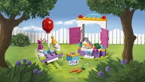 Bộ đồ chơi Lego Friends 41113 - Buổi Tiệc Quà Tặng giúp bé phát triển toàn diện