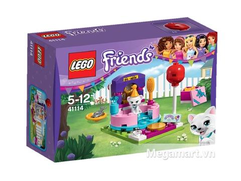 Bộ ghép hình Lego Friends 41114 - Buổi Tiệc Phong Cách rất phù hợp cho các bé từ 5 đến 12 tuổi