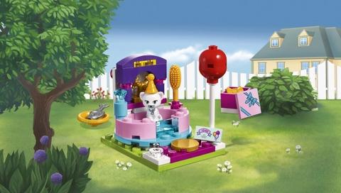 Bộ ghép hình Lego Friends 41114 - Buổi Tiệc Phong Cách phát triển khả năng sáng tạo của trẻ nhỏ