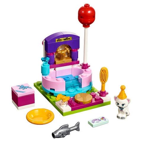 Toàn bộ bộ ghép hình Lego Friends 41114 - Buổi Tiệc Phong Cách độc đáo hấp dẫn với bé