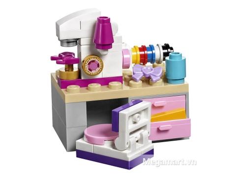 Bộ đồ chơi Lego Friends 41115 - Phòng làm việc sáng tạo của Emma độc đáo mới lạ