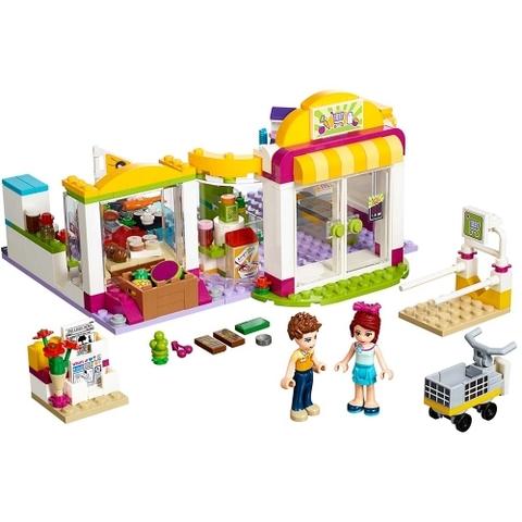 Khám phá bộ đồ chơi Lego Friends 41118 - Siêu Thị Mua Sắm Heartlake và thỏa thích mua sắm với cô nàng Mia