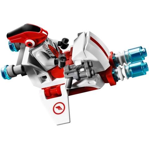 Phát triển trí thông minh của trẻ với bộ đồ chơi Lego Galaxy 70702 - Muỗi Khổng Lồ