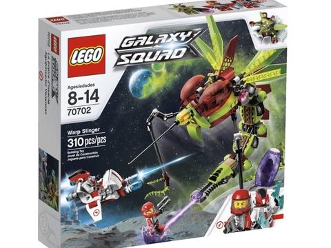 Hình ảnh hộp đựng sản phẩm Lego Galaxy 70702 - Muỗi Khổng Lồ