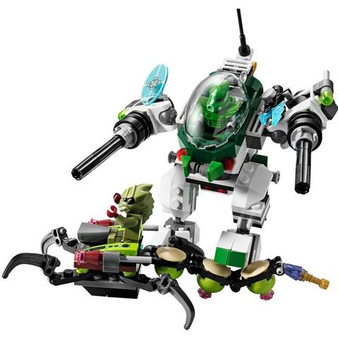 Bộ xếp hình Lego Galaxy 70704 - Cuộc Chiến Bọ Chét với chủ đề thú vị