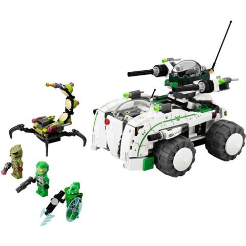 Toàn bộ các chi tiết sẽ xuất hiện trong bộ xếp hình Lego Galaxy 70704 - Cuộc Chiến Bọ Chét