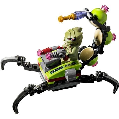 Bộ đồ chơi Lego Galaxy 70704 - Cuộc Chiến Bọ Chét giúp kích thích trí não cho trẻ