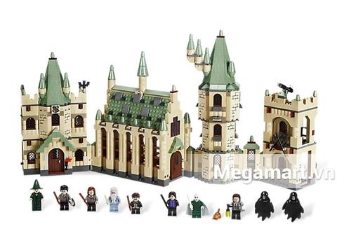 Lego Harry Potter 4842 - Đồ chơi lắp ráp lâu đài HogWarts thử thách cho bé