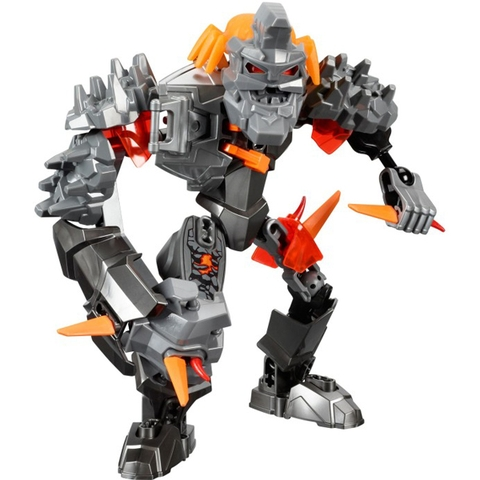 Mô hình Lego Hero Factory 44005 - Bruizer mạnh mẽ