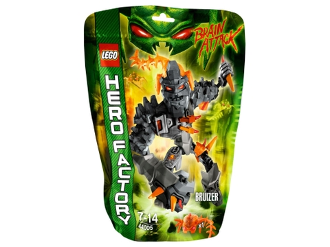 Vỏ ngoài sản phẩm Lego Hero Factory 44005 - Bruizer