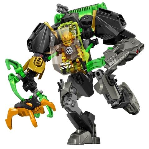 Ảnh sản phẩm Lego Hero Factory 44019 - Cỗ Máy Trinh Sát Của Rocka
