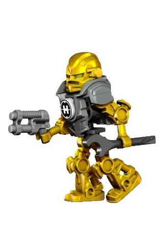 Hình ảnh nhân vật trong bộ Lego Hero Factory 44019
