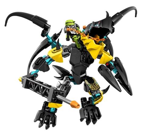Mô hình ấn tượng đồ chơi Lego Hero Factory 44020 - Breez Đối Đầu Quái Vật Ruồi