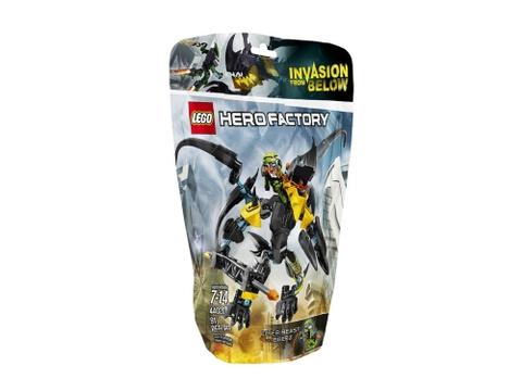 Hộp đựng Lego Hero Factory 44020 - Breez Đối Đầu Quái Vật Ruồi