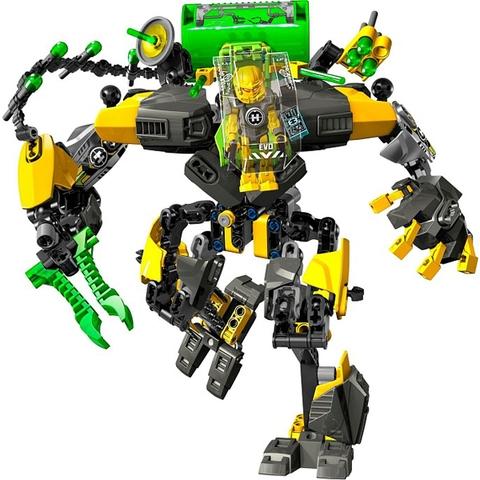 Lego Hero Factory 44022 - Cỗ Máy Chiến Đấu Khổng Lồ Của Furno dành cho bé từ 8 đến 14 tuổi