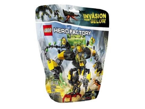 Túi đựng Lego Hero Factory 44022 - Cỗ Máy Chiến Đấu Khổng Lồ Của Furno thiết kế mới lạ