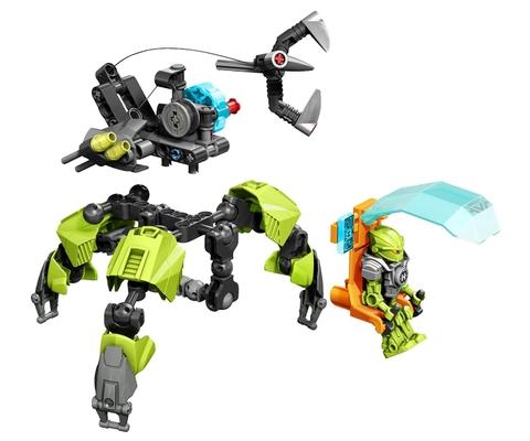 Đồ chơi Lego Hero Factory 44027 - Cỗ Máy Bọ Chét Của Breez