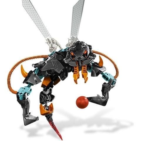 Bộ xếp hình Lego Hero Factory 6228 - THORNRAXX với mô hình quái vật sinh động