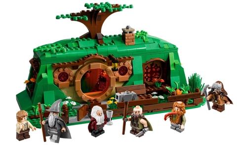 bé sẽ rèn luyện tính cẩn thận khi vui chơi bên bộ xếp hình Lego Hobbit 79003 - Cuộc hành trình bất ngờ
