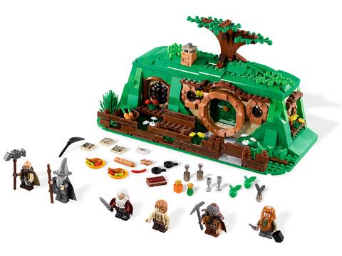 Trọn bộ chi tiết sẽ xuất hiện trong Lego Hobbit 79003 - Cuộc hành trình bất ngờ