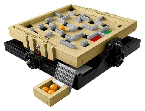 Bộ xếp hình Lego Ideas 21305 - Bộ Lắp Ráp Mê Cung với ý tưởng đầy mới lạ