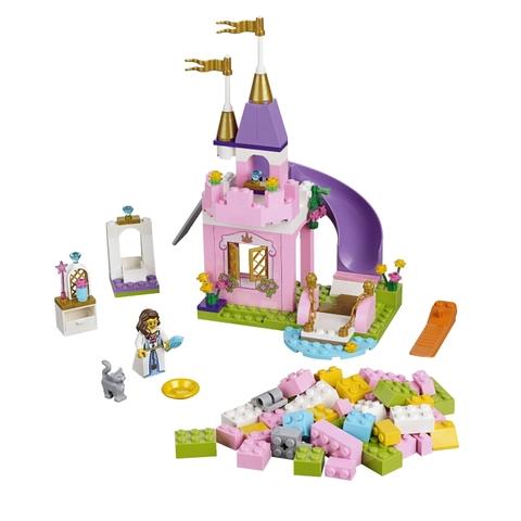 Trọn bộ các chi tiết có mô hình trong bộ đồ chơi Lego Juniors 10668 - Lâu đài công chúa
